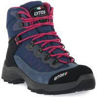 Topánky Muži Turistická obuv Lytos BRAIES TECH 14 Nero