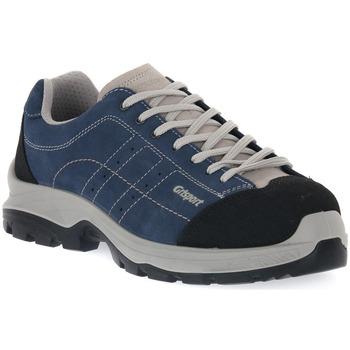 Topánky Muži Nízke tenisky Grisport MONZA S1 P SRC Blu
