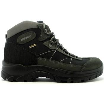 Topánky Muži Turistická obuv Grisport 13362S62G Čierna, Zelená