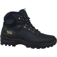 Topánky Muži Turistická obuv Grisport 14502D10G Čierna