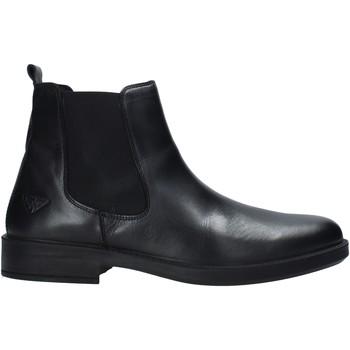 Topánky Muži Polokozačky Docksteps DSM101701 čierna