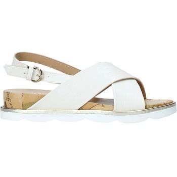 Topánky Ženy Sandále Alviero Martini E894 9543 Biely