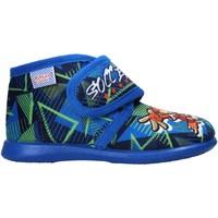 Topánky Deti Papuče Grunland PA0667 Modrá