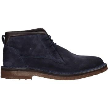 Topánky Muži Sandále Café Noir TE6830 Modrá