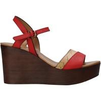 Topánky Ženy Sandále Alviero Martini E102 422A Červená