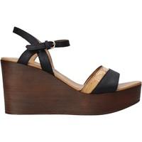 Topánky Ženy Sandále Alviero Martini E102 422A čierna