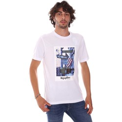 Oblečenie Muži Tričká s krátkym rukávom Refrigiwear RM0T24400JE9101 Biely