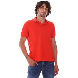 Oblečenie Muži Polokošele s krátkym rukávom Invicta 4452241/U Červená