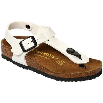 Topánky Deti Sandále Birkenstock 047813 Biely