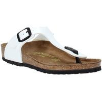 Topánky Deti Sandále Birkenstock 846163 Biely
