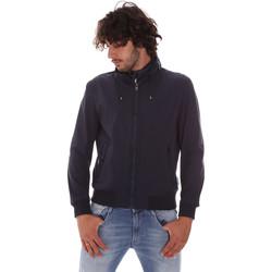 Oblečenie Muži Saká a blejzre Les Copains 9UB083 Modrá