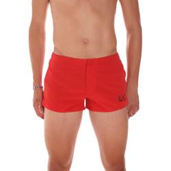 Oblečenie Muži Plavky  Ea7 Emporio Armani 902005 7P730 Červená