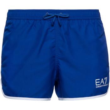Oblečenie Muži Plavky  Ea7 Emporio Armani 902007 7P740 Modrá