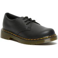 Topánky Deti Derbie Dr Martens 26337001 čierna