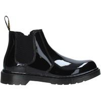 Topánky Deti Polokozačky Dr Martens 22993001 čierna