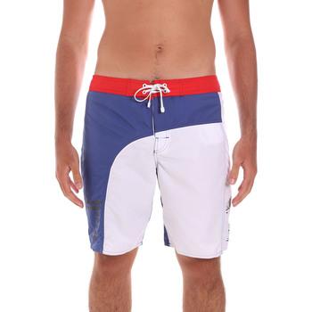 Oblečenie Muži Plavky  Ea7 Emporio Armani 902003 6P742 Modrá
