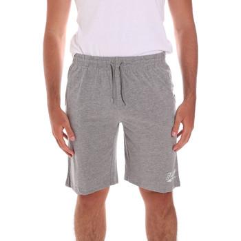 Oblečenie Muži Plavky  Key Up 2G33S 0001 Šedá