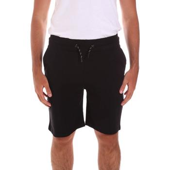 Oblečenie Muži Plavky  Key Up 2G38J 0001 čierna