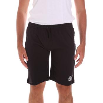 Oblečenie Muži Plavky  Key Up 2G33S 0001 čierna