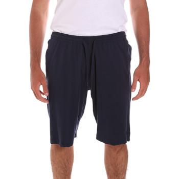Oblečenie Muži Plavky  Key Up 2M942 0001 Modrá