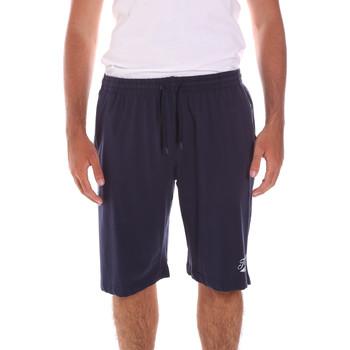 Oblečenie Muži Šortky a bermudy Key Up 2G33S 0001 Modrá