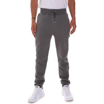 Oblečenie Muži Nohavice Key Up 2FS43 0001 Šedá