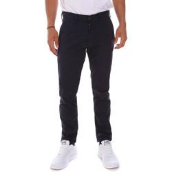 Oblečenie Muži Nohavice Wrangler W18SGJ114 Modrá