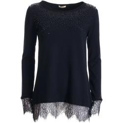 Oblečenie Ženy Svetre Fracomina FR21WT7031K41201 čierna