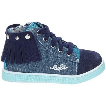 Topánky Deti Módne tenisky Lulu LX070033T Modrá