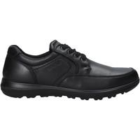 Topánky Muži Derbie Enval 8210100 čierna