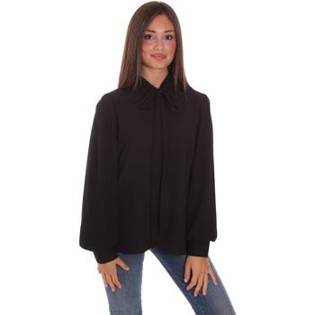 Oblečenie Ženy Košele a blúzky Fracomina F321WT6004W41201 čierna