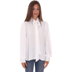 Oblečenie Ženy Košele a blúzky Fracomina F321WT6004W41201 Biely