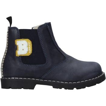Topánky Deti Polokozačky Balducci MAT2152C Modrá