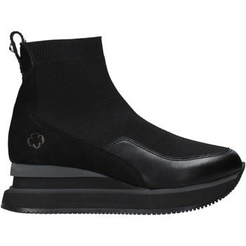 Topánky Ženy Polokozačky Apepazza F1MIDHIGH01/SOC čierna