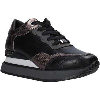 Topánky Ženy Nízke tenisky Apepazza F1MIDHIGH07/LEA čierna
