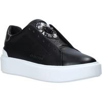 Topánky Ženy Nízke tenisky Apepazza F1PIMP05/LEA čierna