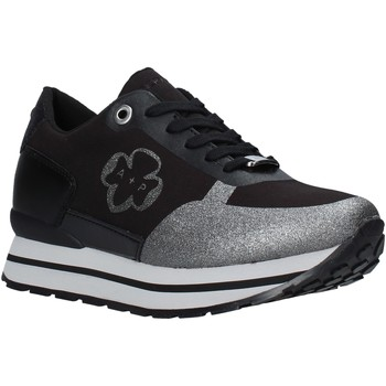 Topánky Ženy Nízke tenisky Apepazza F1RSD16/NYL čierna
