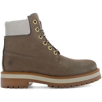 Topánky Ženy Polokozačky Lumberjack SW50501 006 D01 Šedá