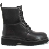 Topánky Ženy Polokozačky Blauer F1IVY01/LEA čierna