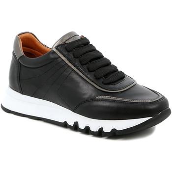 Topánky Ženy Nízke tenisky Grunland SC5235 čierna