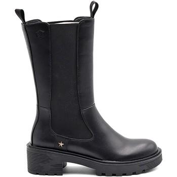 Topánky Ženy Čižmy do mesta Lumberjack SWC2107 001 S01 čierna