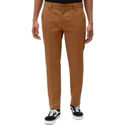 Oblečenie Muži Nohavice Chinos a Carrot Dickies DK0WE872BD01 Hnedá