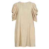 Oblečenie Ženy Krátke šaty Moony Mood  Béžová