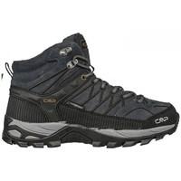 Topánky Muži Turistická obuv Cmp Rigel Mid Trekking Sivá