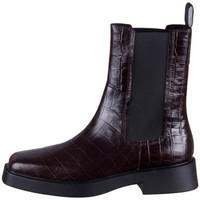 Topánky Ženy Polokozačky Vagabond Shoemakers Jillian Hnedá