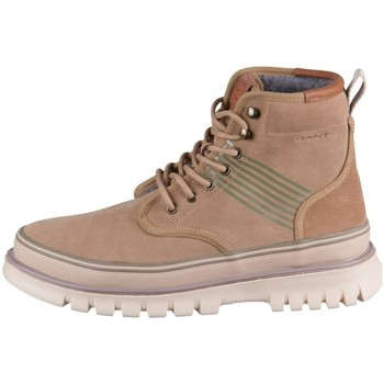 Topánky Muži Polokozačky Gant Nebrada Mid Béžová