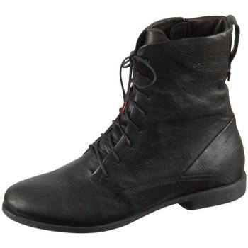 Topánky Ženy Polokozačky Think Agrat Čierna