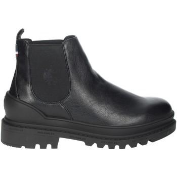 Topánky Ženy Polokozačky U.S Polo Assn. BRUNA002W/AY1 Black