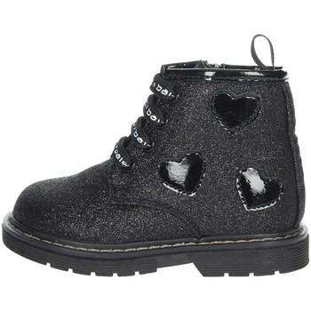 Topánky Dievčatá Polokozačky Balducci BS2967 Black