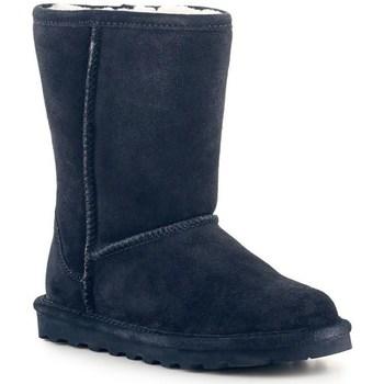 Topánky Ženy Snehule  Bearpaw Elle Short Tmavomodrá